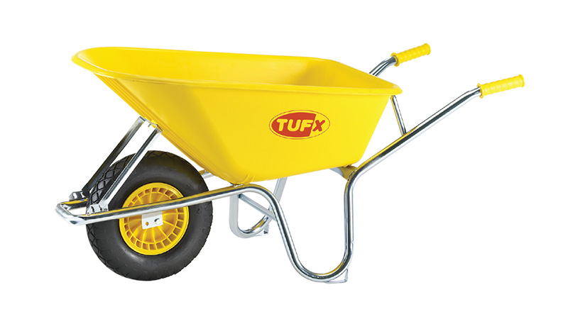 PE100 Home Construction Wheelbarrow