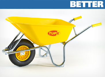 Better Wheelbarrows