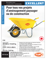 TUFX Better wheelbarrows sellsheet download