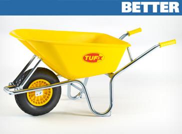 Better Wheelbarrows