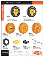 Wheelbarrow Options sell sheet